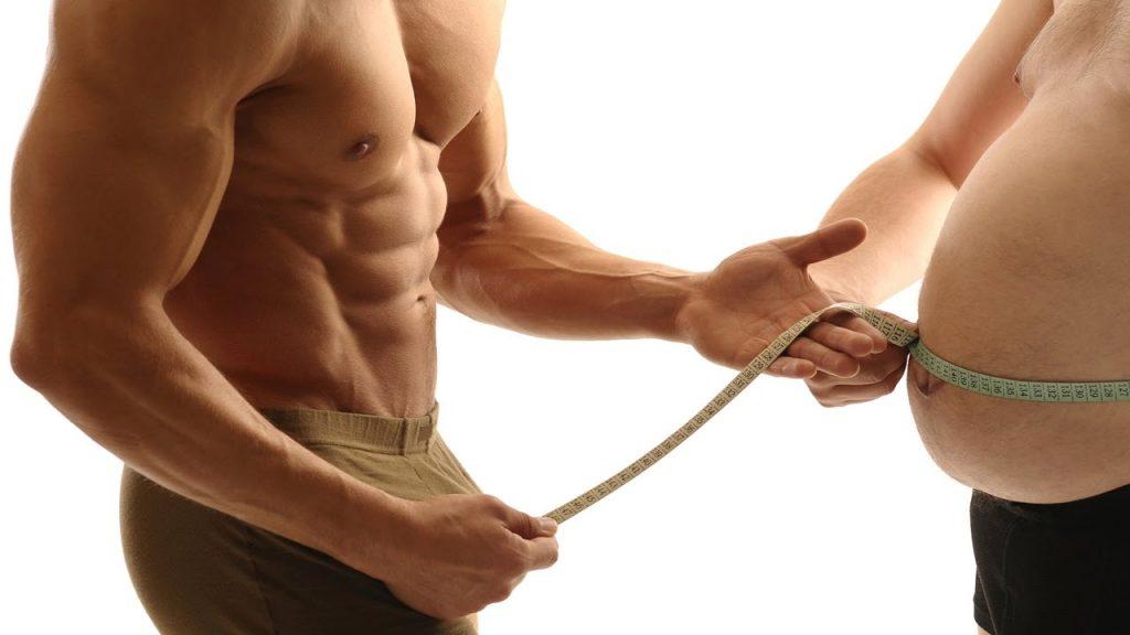 Спортивное питание для набора мышечной массы и для похудения