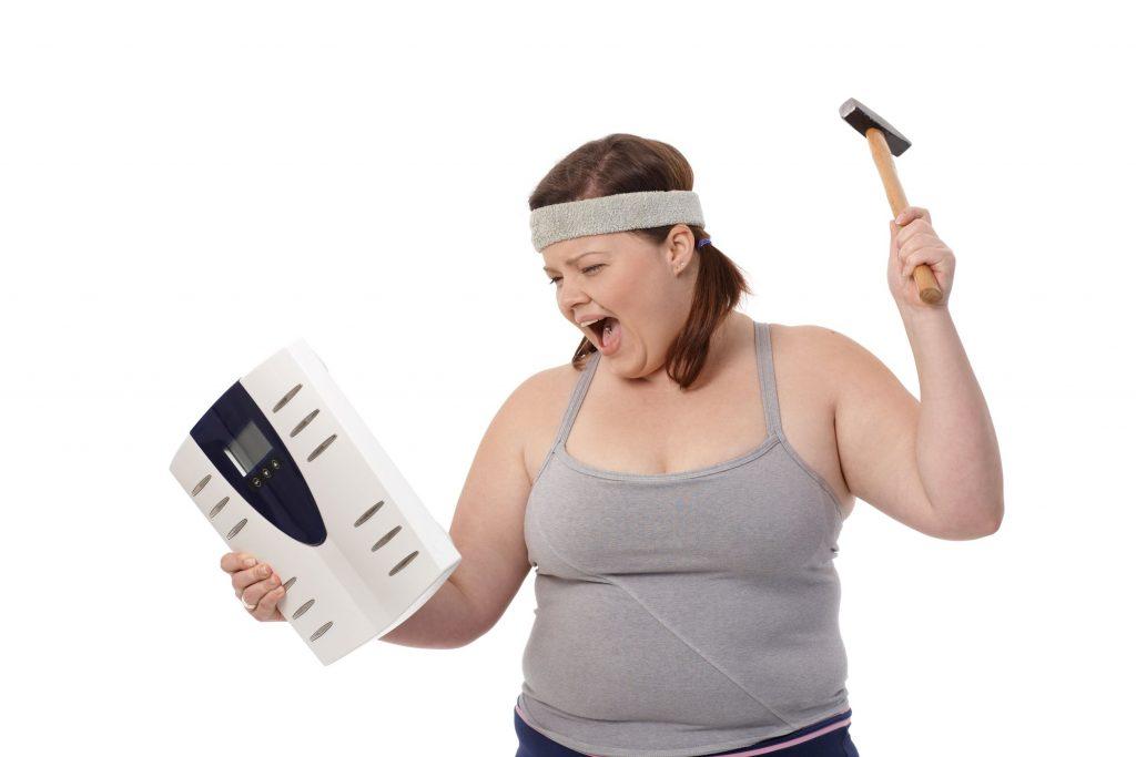 Не могу похудеть. Три причины остановки снижения веса на диете