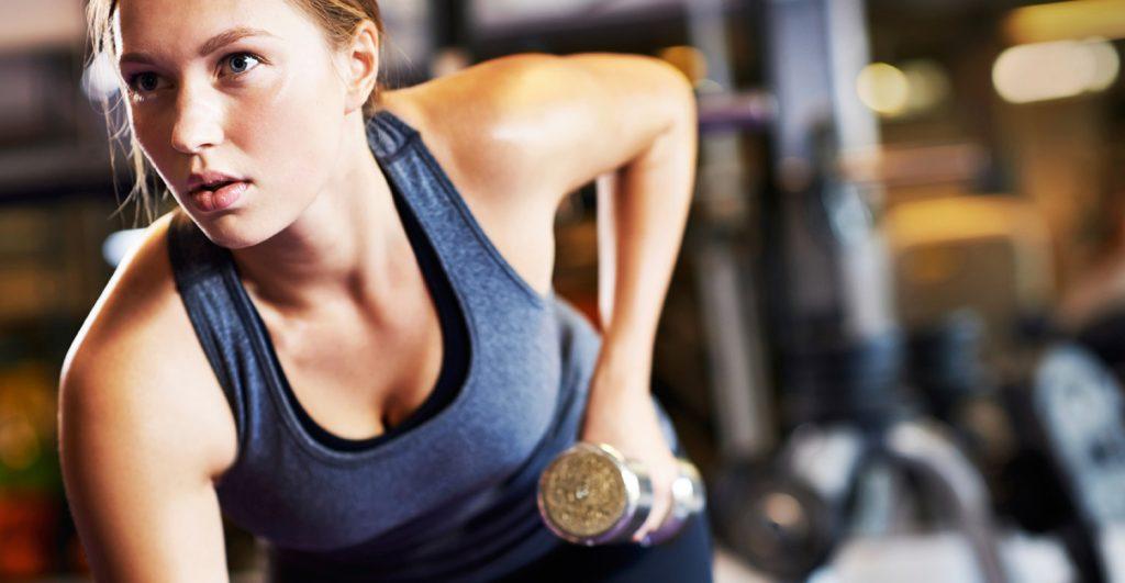 Сушка тела и тренировки для девушек. Набор мышечной массы