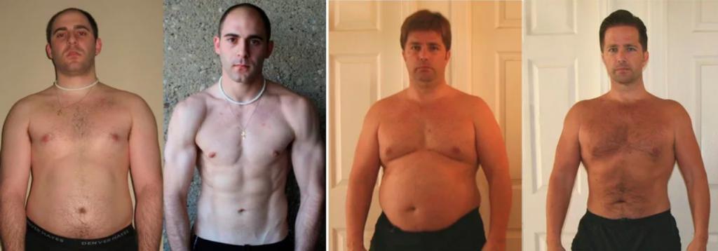Можно ли похудеть принимая тестостерон