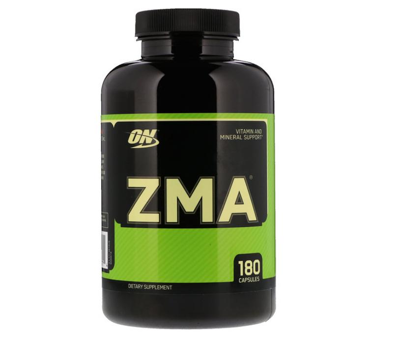 Где купить спортивное питание ZMA. Для чего и как принимать