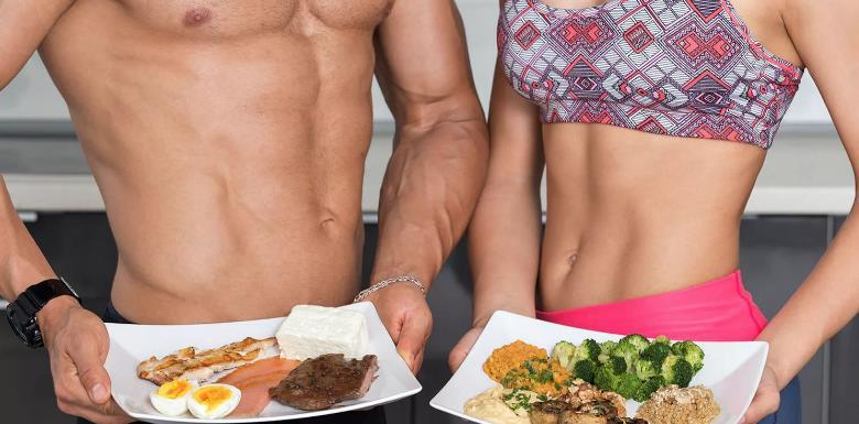 Правильное питание при занятиях спортом. Похудеть или набрать массу?
