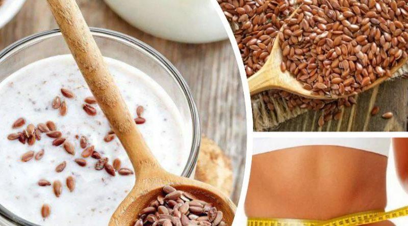 Семена льна для похудения - 5 самых популярных рецептов