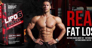 ТОП-3 лучших жиросжигателя для похудения мужчин