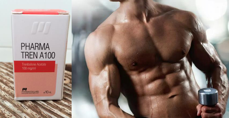 Тренболон ацетат - мощный анаболический стероид