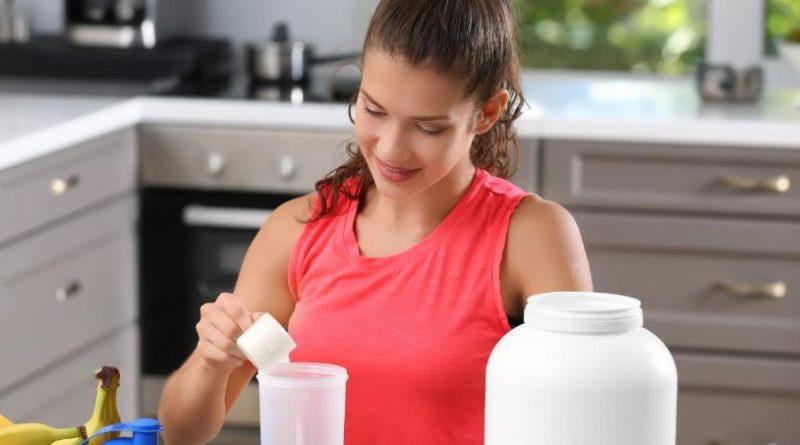 Спортивное питание: препараты для жиросжигания и набора массы